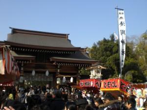 湊川神社2017